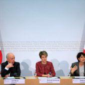Schweizer riskieren Streit mit der EU