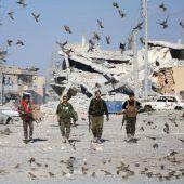 Attentate bei Al-Bab fordern über 50 Tote