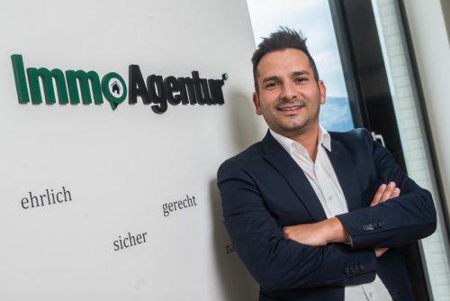 Roberto Maier will die nächsten zwei Jahre 200 Wohnungen bauen. VN/Steurer