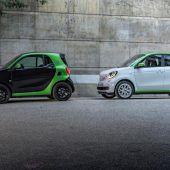 Spannende neue E-Mobilität