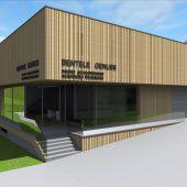 Baustart für neuen Bentele-Firmensitz