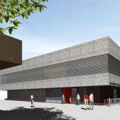 Wolfurt baut neue Sporthalle