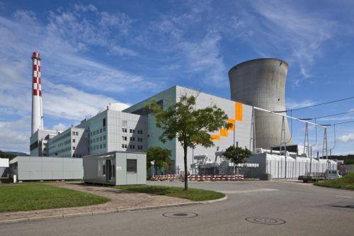 Das Schweizer AKW Leibstadt, das mit technischen Problemen zu kämpfen hatte, darf unter Auflagen wieder ans Netz. APA