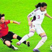 Vorderland holt Teamspielerin