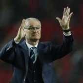 Meistertrainer Ranieri bei Leicester gefeuert