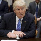 Russland-Affäre bringt Trump in Bedrängnis