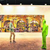 Kunst und Kreativität in der Wüste