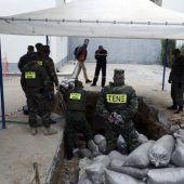 70.000 Griechen wegen Kriegsbombe evakuiert