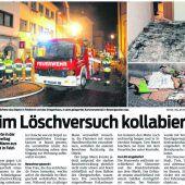 Viel Lärm um heulenden Sirenenalarm in Feldkirch