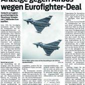 Schon wieder diese Eurofighter