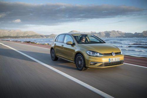 VW hat seinen Dauerbrenner weiterentwickelt. Die VN sind den neuen Golf bereits gefahren. Fotos: werk