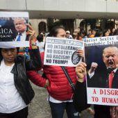 Richterspruch versetzt US-Präsident in Rage