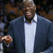 Magic Johnson als Berater zu den LA Lakers