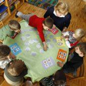 Finanzspritze für Kindergärten