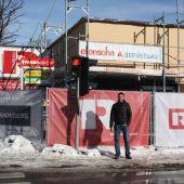Feldkircher Bäckerei wechselt Straßenseite