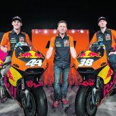 KTM steigt in MotoGP ein