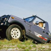 Allrad-Jubiläum bei Suzuki: 50 Jahre beste Traktion