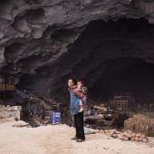 Per Seilbahn zu Chinas  letztem Höhlendorf