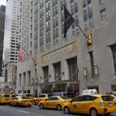 Ende einer Ära: Hotel Waldorf Astoria schließt
