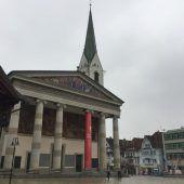 vorarlberg einst und jetzt. Pfarrkirche St. Martin, Dornbirn