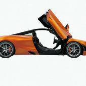 Neuer McLaren: In 2,9 Sekunden auf Tempo 100