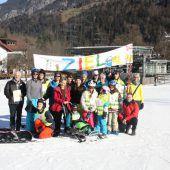 Skikurs für Kinder und Jugendliche mit Handicap