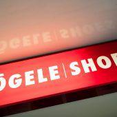 Hohe Quote bei Vögele-Shoes-Konkurs