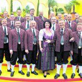 Ernst Hutter und die Egerländer Musikanten