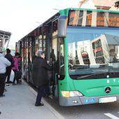 Stadtbus feiert rundes Jubiläum