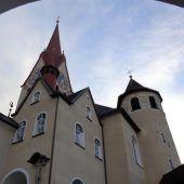 Über Lüge und Wahrheit in der Basilika Rankweil