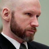 Breiviks Haft verletzt Menschenrechte nicht