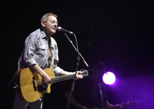 Austropop-Legende Wolfgang Ambros feiert seinen 65. Geburtstag auf der Bühne. Foto: APA