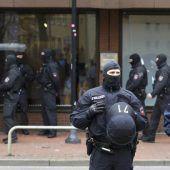 Polizei gelingt Schlag gegen Islamistenszene
