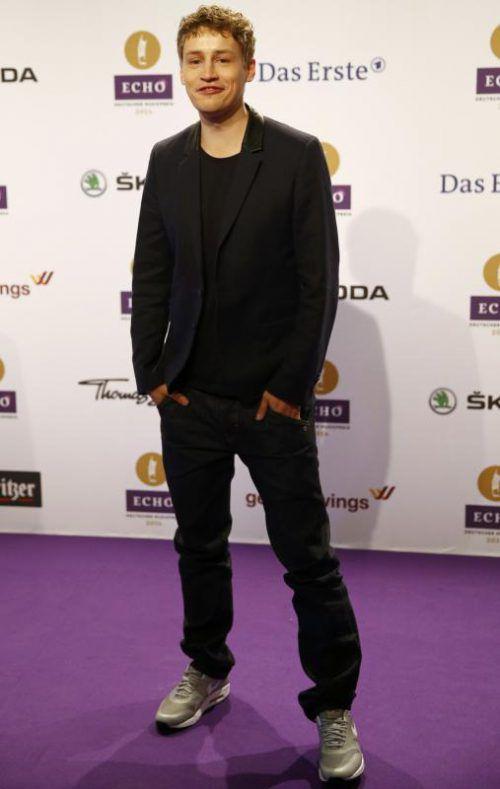 Bendzko bekommt für sein neues Album den Radio Regenbogen Award. Foto: Reuters