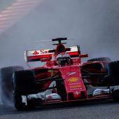 Räikkönen war der Schnellste