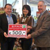 Kuchenverkauf für Sozialfonds Thüringen