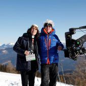 Dreharbeiten zum Film über Erik Schinegger gestartet