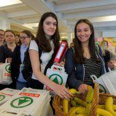 Eine gesunde Jause für Rankweiler Schüler