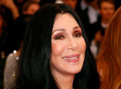 Cher hatte einen Auftritt bei einem Hochzeitsantrag. Reuters