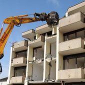 Altenwohnheim macht Platz für Sozialzentrum