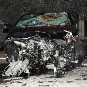 Junge Frau bei Unfall getötet