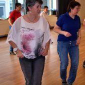 Line Dance macht Spaß