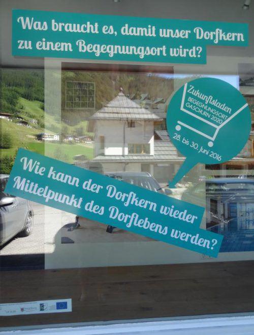 Das Projekt soll in Zusammenarbeit entstehen. Foto: Gemeinde