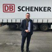 DB Schenker im Land gut gefahren