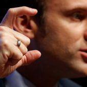 Ex-Regierungschef stellt sich auf Macrons Seite