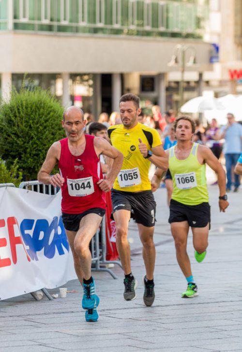 Über 1000 Läufer machen beim Stadtlauf mit. Foto: Stadt