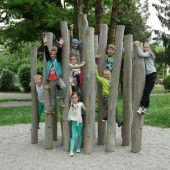 Engagierte Eltern an der Volksschule Nofels