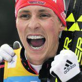Eric Frenzel mit fünftem Weltcup