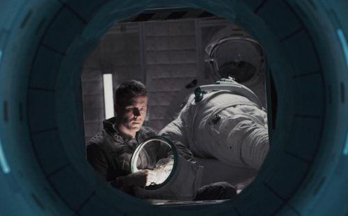 Der Film spielt auf der Internationalen Raumstation (ISS) wenige Jahre in der Zukunft. Foto: AP