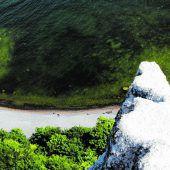 Die kontrastreiche Kreideküste Jasmunds
